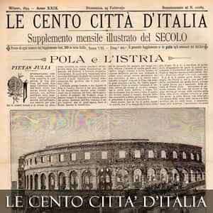 LE CENTO CITTÀ D'ITALIA