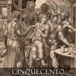 CINQUECENTO E SEICENTO